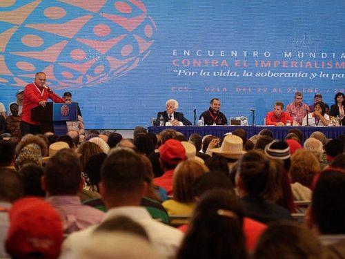 Venezuela, campione antimperialista