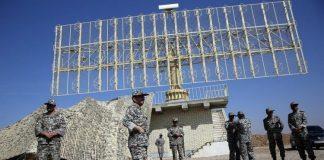 L'Iran intercetta l'intrusione di F-18 degli USA