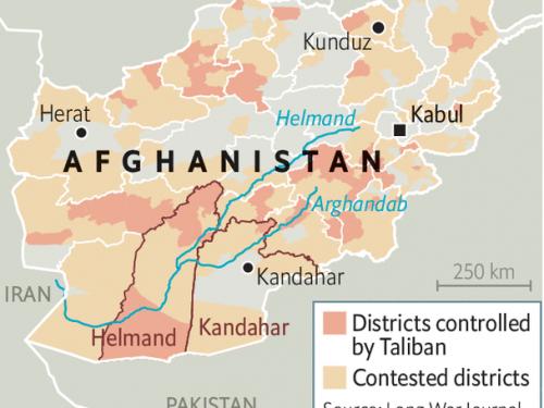 USA: finale inglorioso della tragedia afgana