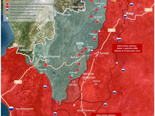 Accordo di Mosca: la Turchia vuole la pace in Siria?