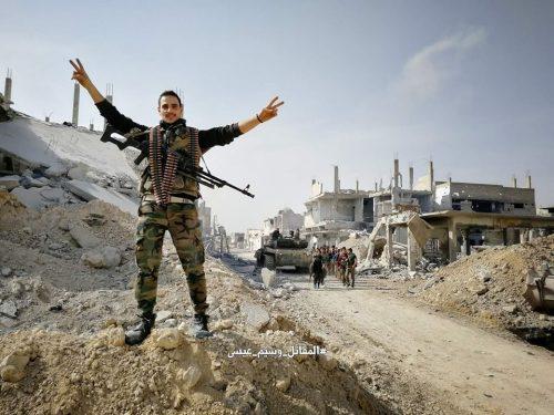 In Siria cercano di distrarre dall'avanzata dell'Esercito arabo siriano su Idlib