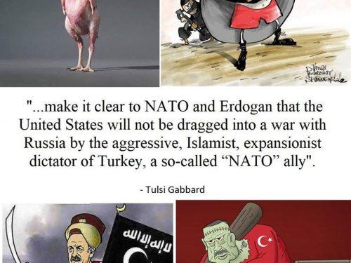 La solitudine bellicosa di Erdogan