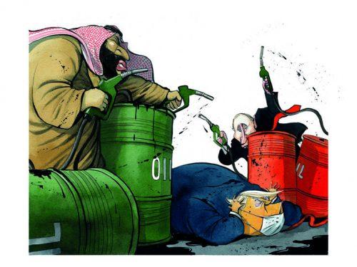 Guerra del prezzo del petrolio e prova della pandemia