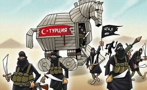 La Turchia in Siria, vicolo cieco per una guerra perduta?