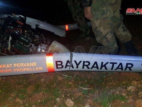 La difesa aerea siriana blocca lo spazio aereo siriano