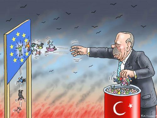 Quanto lontano i russi scacciano i turchi prima che ci riprovano