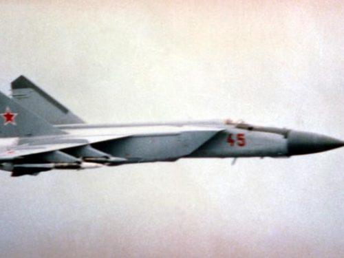 MiG-25: come la Russia potenzia i suoi intercettori supersonici per la guerra contro la NATO