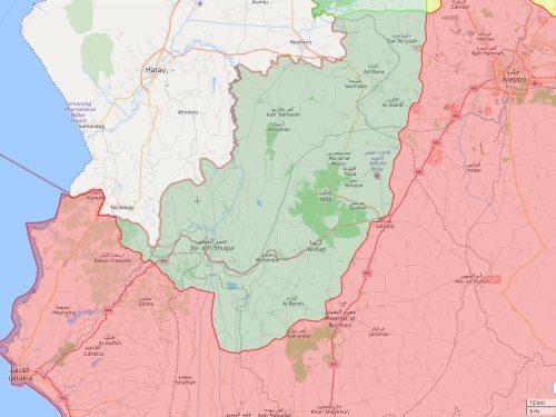 Le forze armate siriane infliggono una lezione al secondo esercito della NATO