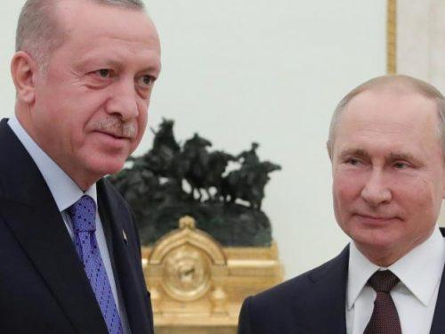 Erdogan annusa il ratto statunitense