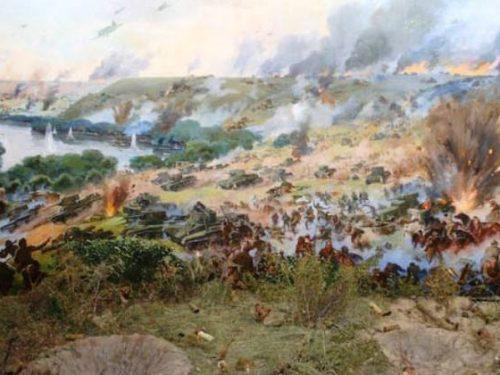 La battaglia del Khalkhin-Gol