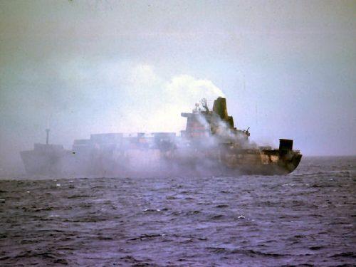 Come i satelliti sovietici permisero di affondare navi da guerra inglesi nelle Malvinas