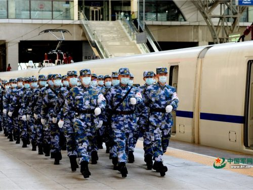 Come la Cina ha spezzato la catena dell'infezione