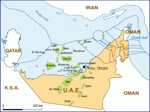 Come gli Emirati Arabi Uniti cambiano il gioco geo-politico in Medio Oriente?