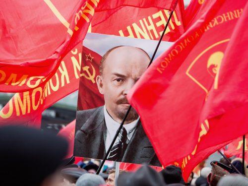Lenin, a 150 anni dalla nascita