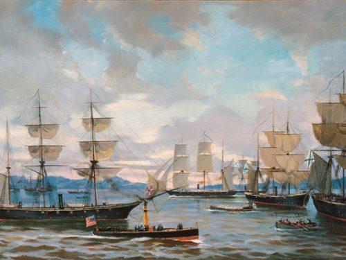 Quando la Flotta dello Zar salvò gli USA