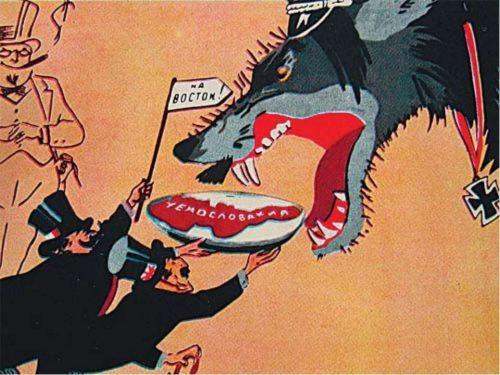 Come la Francia consegnò la Cecoslovacchia a Polonia e Hitler