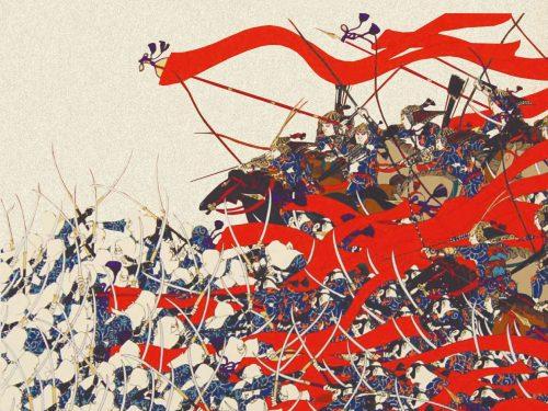 Battaglia di Nagashino (1575)