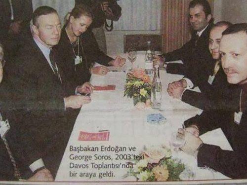 Soros demonizza la Russia e angelizza Erdogan