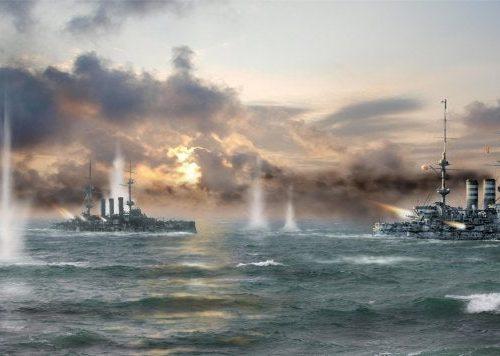 La Battaglia di Tsushima