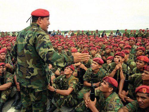 Reazione e rivoluzione in America Latina: l'unione civile-militare venezuelana