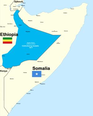 La guerra somalo-etiope dell'Ogaden, luglio 1977 – giugno 1978