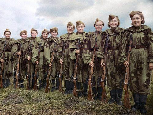 Donne nella vittoria sul fascismo