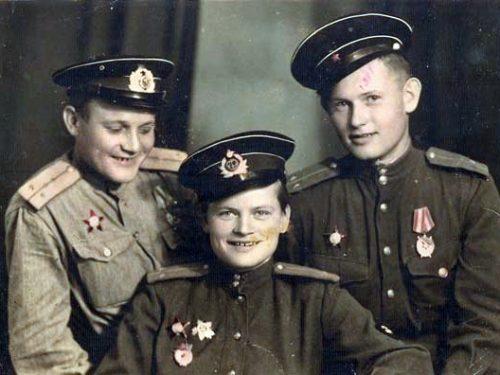 La prima e unica donna a capo di un plotone di marines sovietici nella seconda guerra mondiale