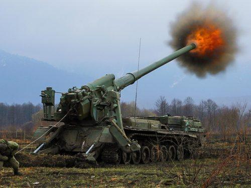 La Russia riesuma il più potente sistema di artiglieria dell'URSS