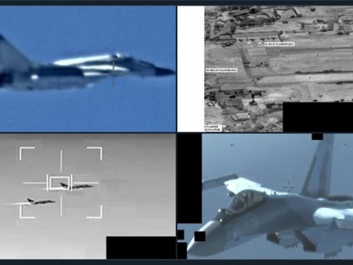 """Mosca smentisce gli USA sui """"jet mercenari russi in Libia"""""""