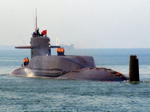 La Marina cinese schiera due nuovi sottomarini lanciamissili balistici nucleari