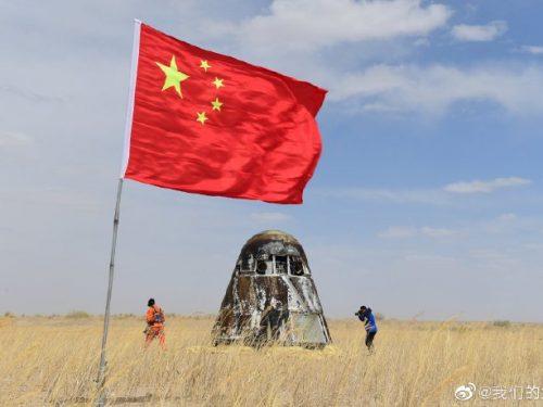 La nuova cosmonave cinese segna un passo verso future missioni lunari