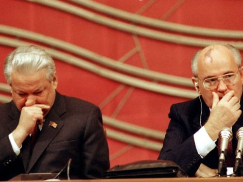 Gli istigatori del crollo dell'URSS si svegliano troppo tardi