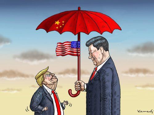 Trump vuole rompere con la Cina nel delirio delle accuse