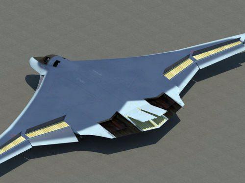 Il futuro bombardiere stealth russo è già in costruzione