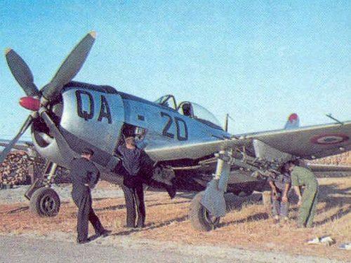 Libreria: Gli aerei controinsurrezione francesi, 1946-1965