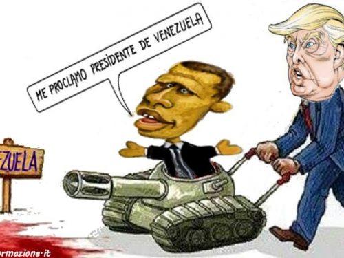 Gli USA rispondono all'incursione fallita inasprendo il blocco economico del Venezuela