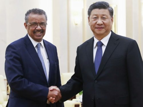 Dichiarazione del Presidente Xi Jinping sul CoVID-19