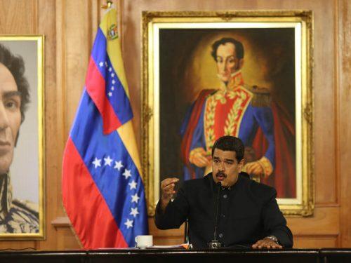 Il Venezuela espelle l'ambasciatore dell'Unione europea