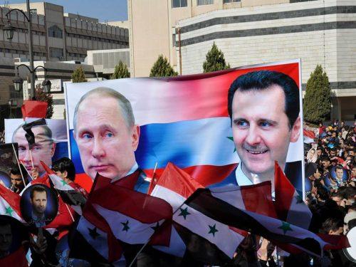 La guerra dell'informazione del Regno Unito alla Siria