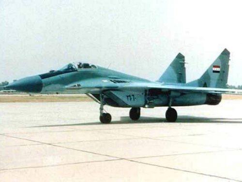 La Russia consegna aviogetti da combattimento MiG-29 alla Siria