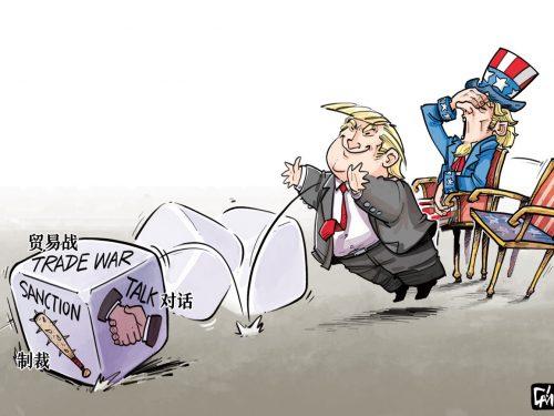 La Cina vende il debito del governo degli Stati Uniti