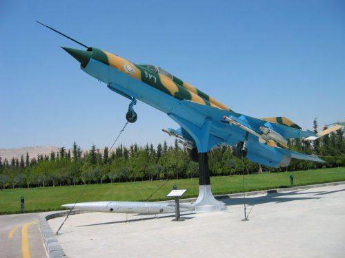 L'Aeronautica Militare Araba Siriana (SAAF) in combattimento