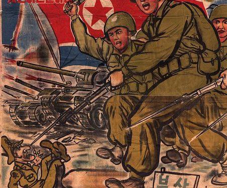 """La guerra di Corea e la """"distruzione totale"""" dagli Stati Uniti iniziarono 70 anni fa"""