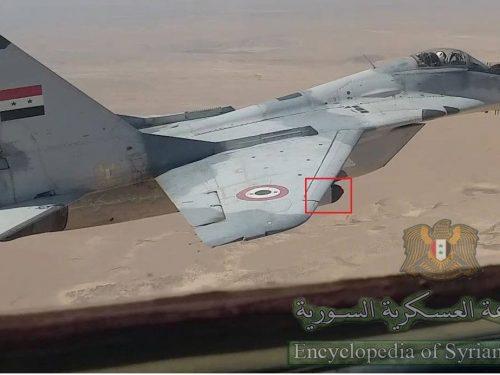 La Siria riceve moderni caccia russi MiG-29SMT