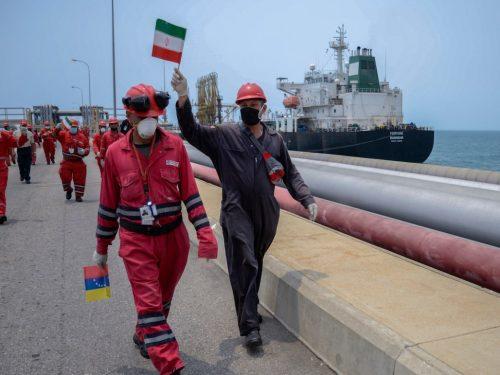 """L'Iran definisce le sanzioni statunitensi al Venezuela """"miserabile fallimento"""""""