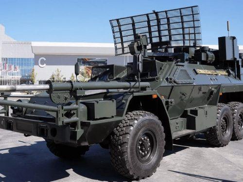 Il nuovo equipaggiamento militare della Parata della Vittoria
