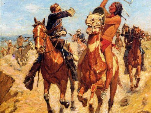 La guerra dei Sioux del 1866–68
