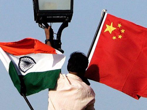 La Cina esorta l'India a trattenersi