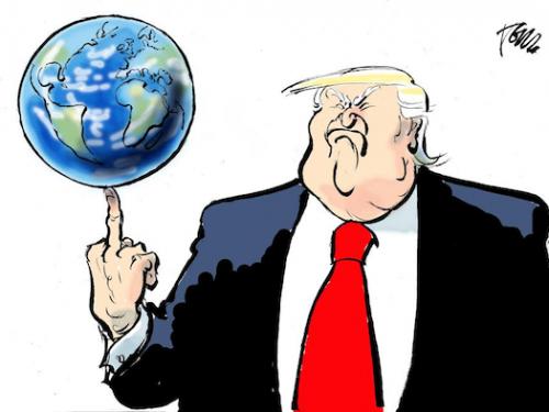 L'assedio alla Siria di Trump è segno d'imminente fallimento regionale