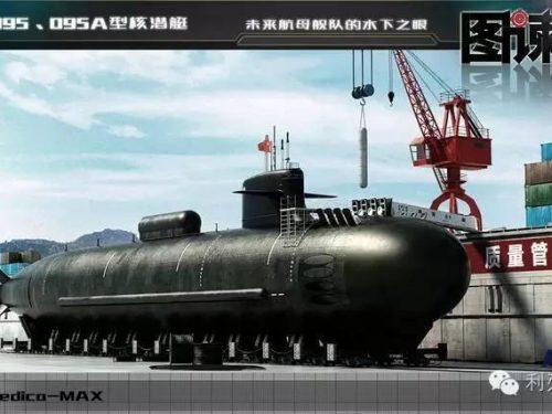 Il nuovo motore per sottomarini cinese rivoluziona la guerra sottomarina